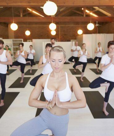 stock photo 127854835 370x440 - Yoga Festival in New York